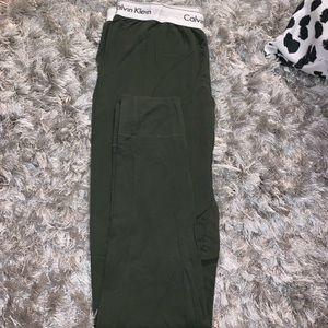 EUC Calvin Klein Lounge Pants